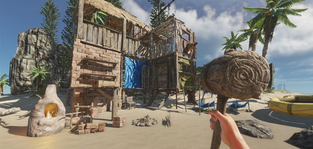 Stranded Deep 233 Adiado Sem Data Prevista Xbox Power