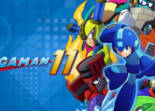 Análise: Mega Man 11