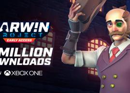 Darwin Project alcança a marca de 2 milhões de jogadores no Xbox One