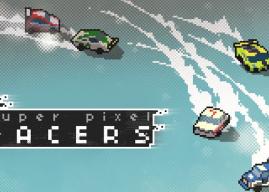 Super Pixel Racers ganha data de lançamento