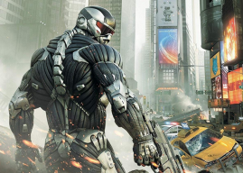 A trilogia Crysis esta disponível na retrocompatibilidade