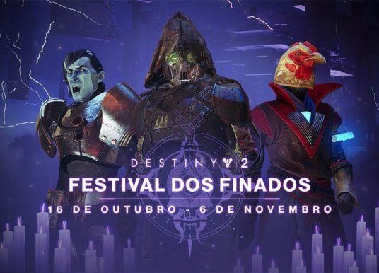 Começou o Festival de Finados em Destiny 2