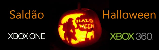 Deals With Gold e Saldão Halloween