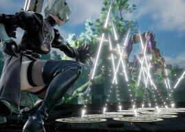 2B protagonista de Nier Automata ganha data de lançamento em Soul Calibur VI