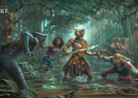 Análise – The Elder Scrolls Online: Murkmire