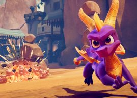 Spyro™ Reignited Trilogy chegou