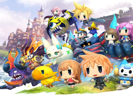 Análise: World of Final Fantasy MAXIMA
