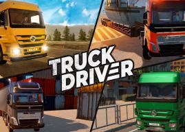 Trailer Gameplay de Truck Driver