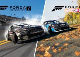 Retrospectiva 2018 da franquia Forza