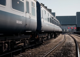 Disponível conteúdo adicional para Train Sim World