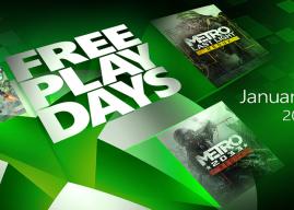 Free Play Days com três jogos gratuitos nesse fim de semana para os assinantes Gold
