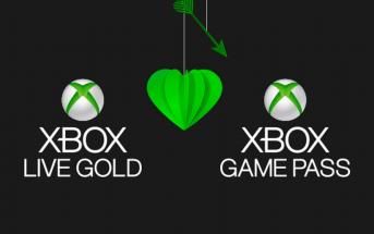 Xbox Live Gold e Xbox Game Pass