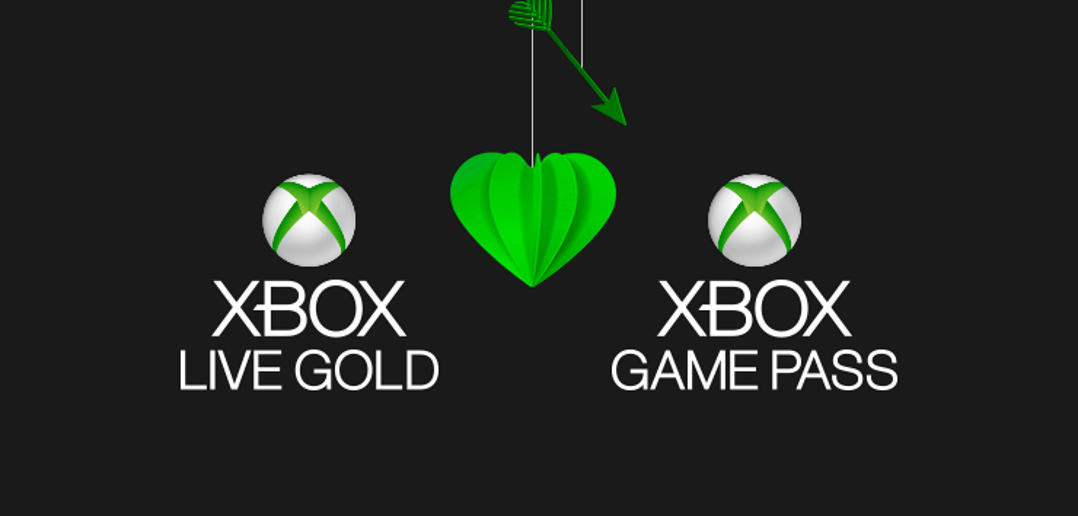 Xbox Live Gold e Xbox Game Pass