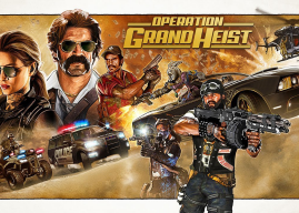 Operação Grande Assalto chega hoje a Black Ops 4, assista ao trailer