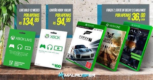 Parceiro Xbox Power: Mauro SPBR Games