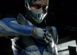 Conheça Frost em novo trailer de Mortal Kombat 11