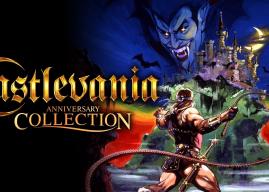 Castlevania Anniversary Collection já está disponível para Xbox One