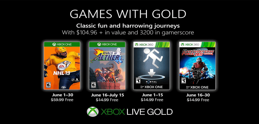 Games with Gold - Xbox Power