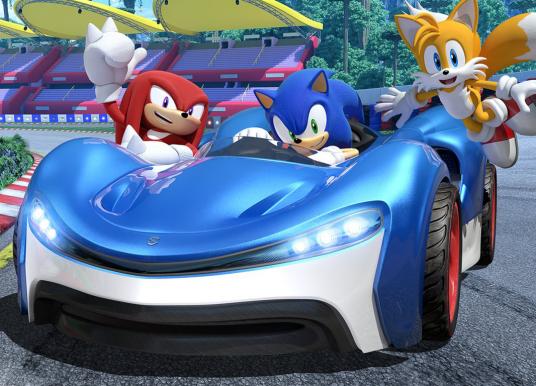 Team Sonic Racing ganha trailer de lançamento