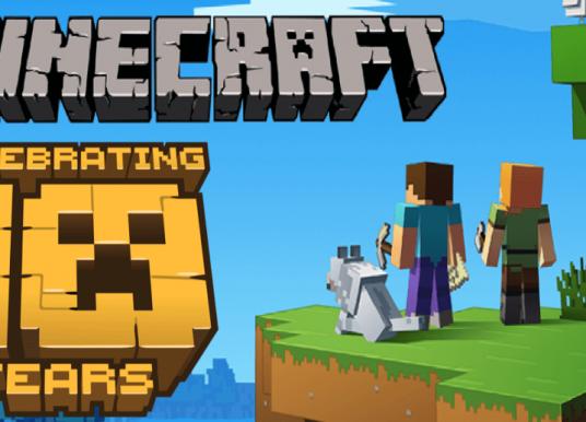Minecraft é o jogo mais vendido de todos os tempos