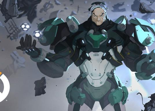 Overwatch anuncia seu novo herói, o excêntrico cientista Sigma