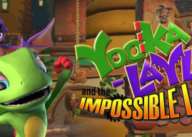Yooka-Laylee and the Impossible Lair recebeu novo trailer