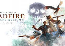 Pillars of Eternity II: Deadfire Ultimate Edition também chegará ao Xbox One
