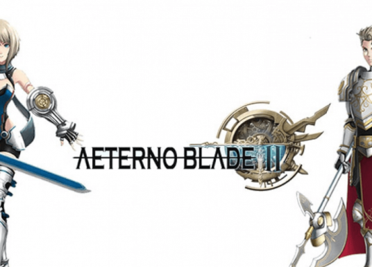 AeternoBlade II ganha data de lançamento