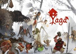 O RPG de ação Yaga é anunciado para Xbox One