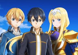 Sword Art Online: Alicization Lycoris ganha vídeo com gameplay