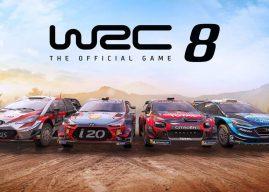 Análise: WRC 8