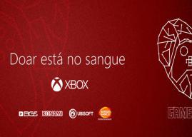 Iniciativa GamerBlood da Microsoft está de cara nova para a BGS 2019. Saiba como participar.