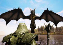 RPG Online Citadel: Forged With Fire apresenta novo ambiente e doma de dragões