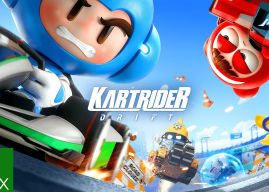 [X019] KartRider: Drift chegará gratuitamente ao Xbox One
