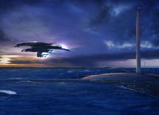 Um novo Mass Effect já estaria em desenvolvimento