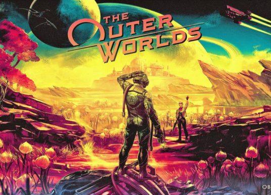 The Outer Worlds irá receber DLC no próximo ano