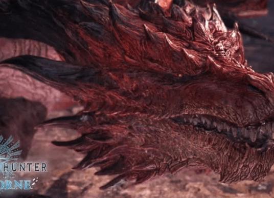 Monster Hunter World: Iceborne recebe mais informações sobre um novo monstro