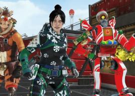 O Natal chegou em Apex Legends com evento Batida Festiva