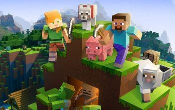 Minecraft Reino Unido