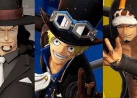One Piece: Pirate Warriors 4 ganha trailers com novos personagens. Jogo contará com modo multiplayer