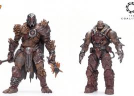 Storm Collectibles revela novas action figures de Gears of War