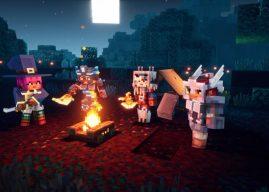 Minecraft Dungeons tem data de lançamento confirmada para maio