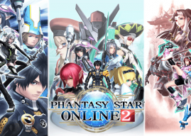 Análise: Phantasy Star Online 2