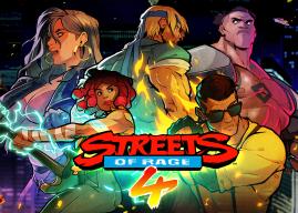 Streets of Rage 4 ganha novo trailer apresentando personagens em Pixel Art e trilha sonora clássica