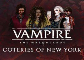 Vampire: The Masquerade – Coteries of New York já tem data para chegar ao Xbox One
