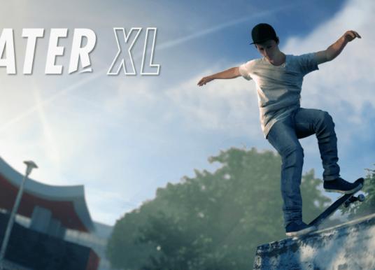Skater XL é anunciado para Xbox One