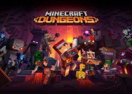 Análise: Minecraft Dungeons