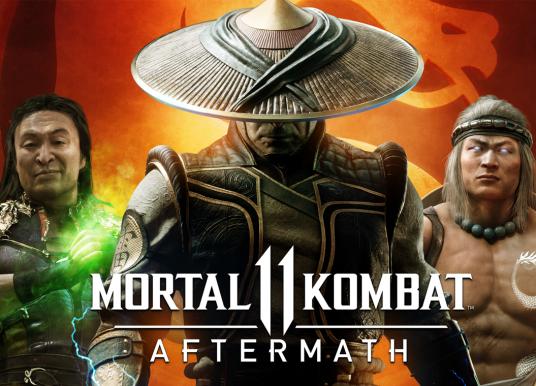 Análise – Mortal Kombat 11: Aftermath