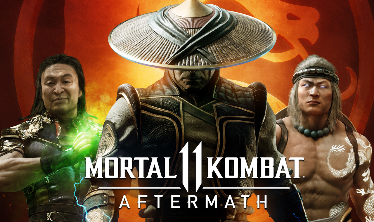 Mortal Kombat: Aftermath ganha seu primeiro gameplay com Sheeva ...