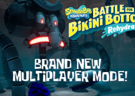 SpongeBob SquarePants: Battle for Bikini Bottom – Rehydrated ganha trailer com modo horda
